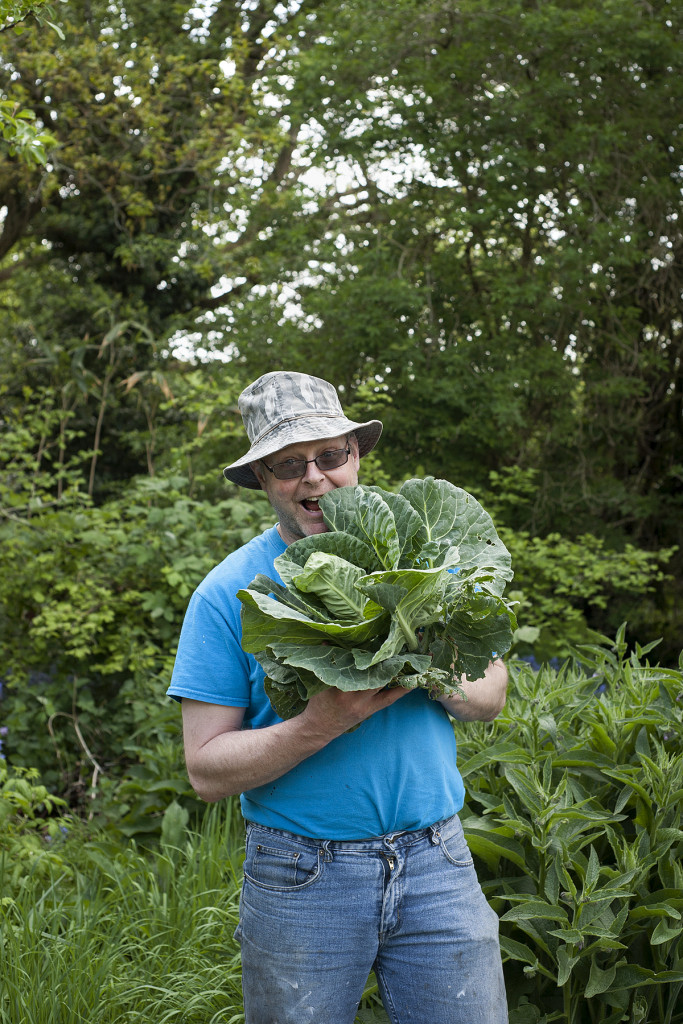 Gary and cabbage